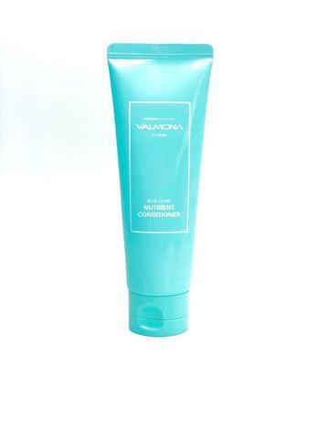 [VALMONA] Кондиционер для волос УВЛАЖНЕНИЕ Recharge Solution Blue Clinic Nutrient Conditioner,100 мл