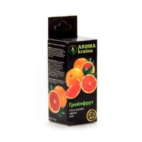 Масло грейпфрута 10 мл., Aroma Kraina