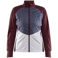 Куртка женская Craft Storm Balance Jkt W бордовый/серый женская