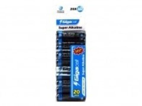 Батарейка Gigacell LR03-20 (20шт)