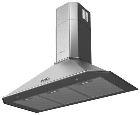 Кухонная вытяжка Korting KHC 9839 X