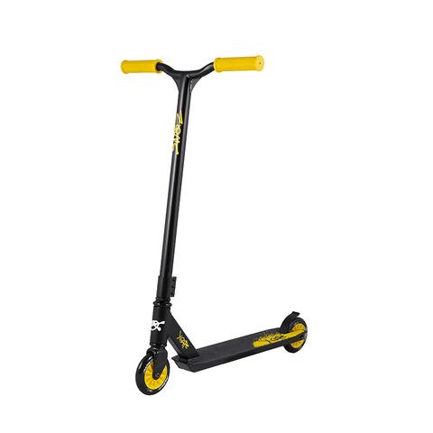 Трюковой самокат Snoz Xcape 110 yellow (2021)