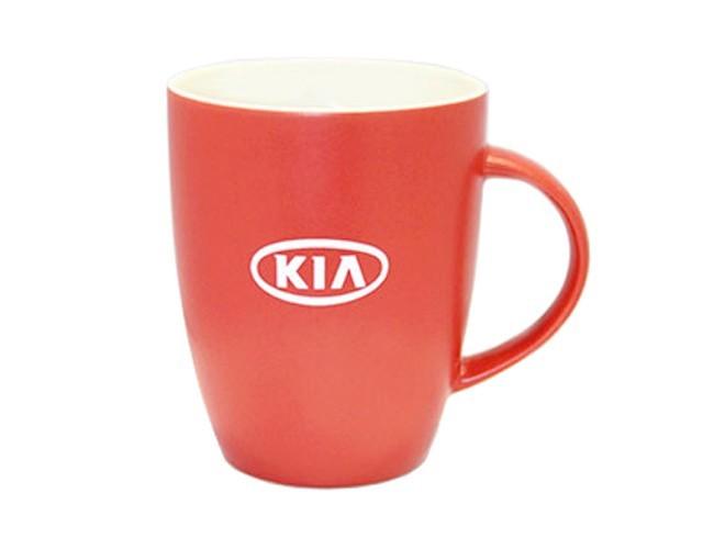 Керамическая кружка Kia Logo Ceramic Mug, Red