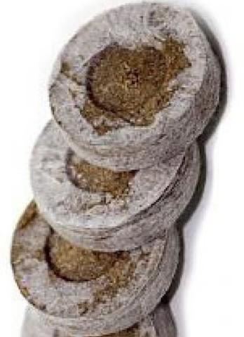 Торфяная таблетка Jiffy-7, 41 мм