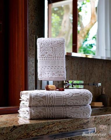 Махровое полотенце банное SAINT ANDREWS Buddemeyer 70х140