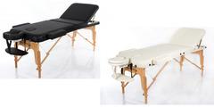 Массажный стол деревянный 3-хсекционный RESTPRO VIP 3