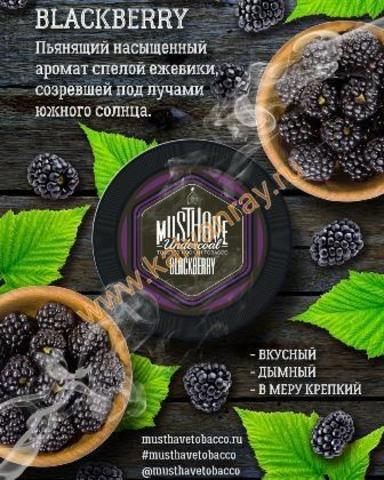 Must Have Blackberry