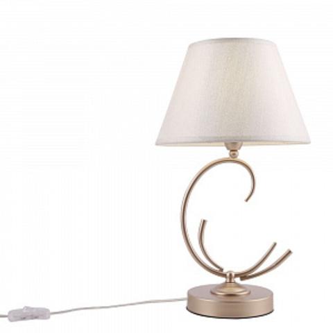 Настольная лампа Gisela FR2013TL-01G. ТМ Maytoni