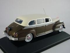 ZIS-110 Russian Taxi 1948 IST093 IST Models 1:43
