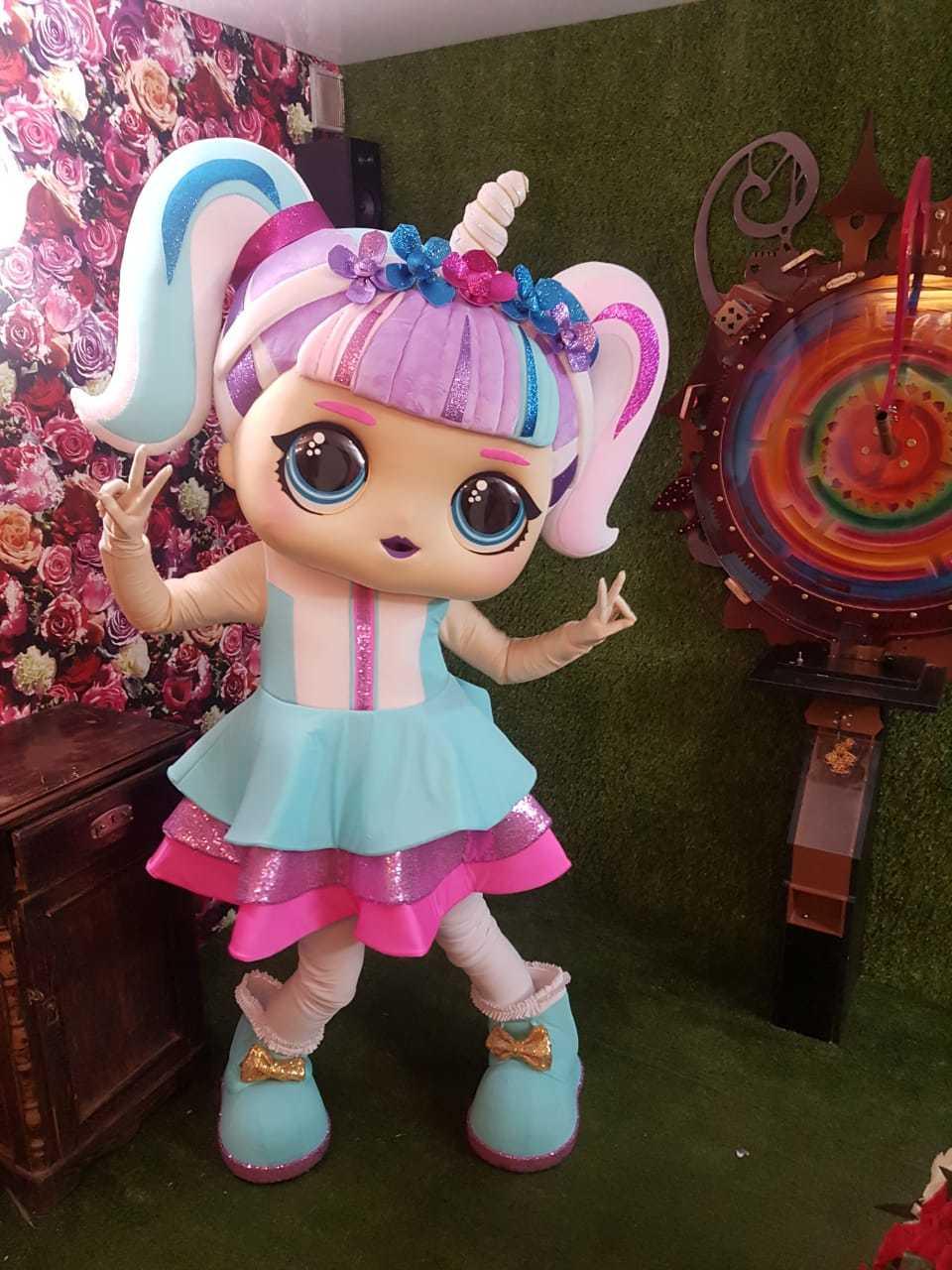 кукла Лол Единорожка аниматоры