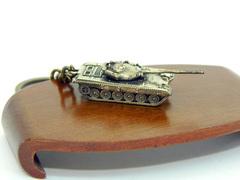 Miniature Russian battle tank T72
