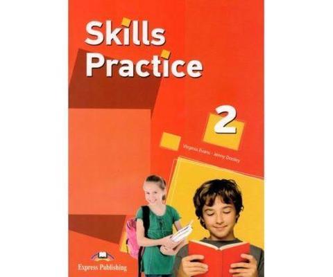 Skills Practice 2. Student's book. Учебник