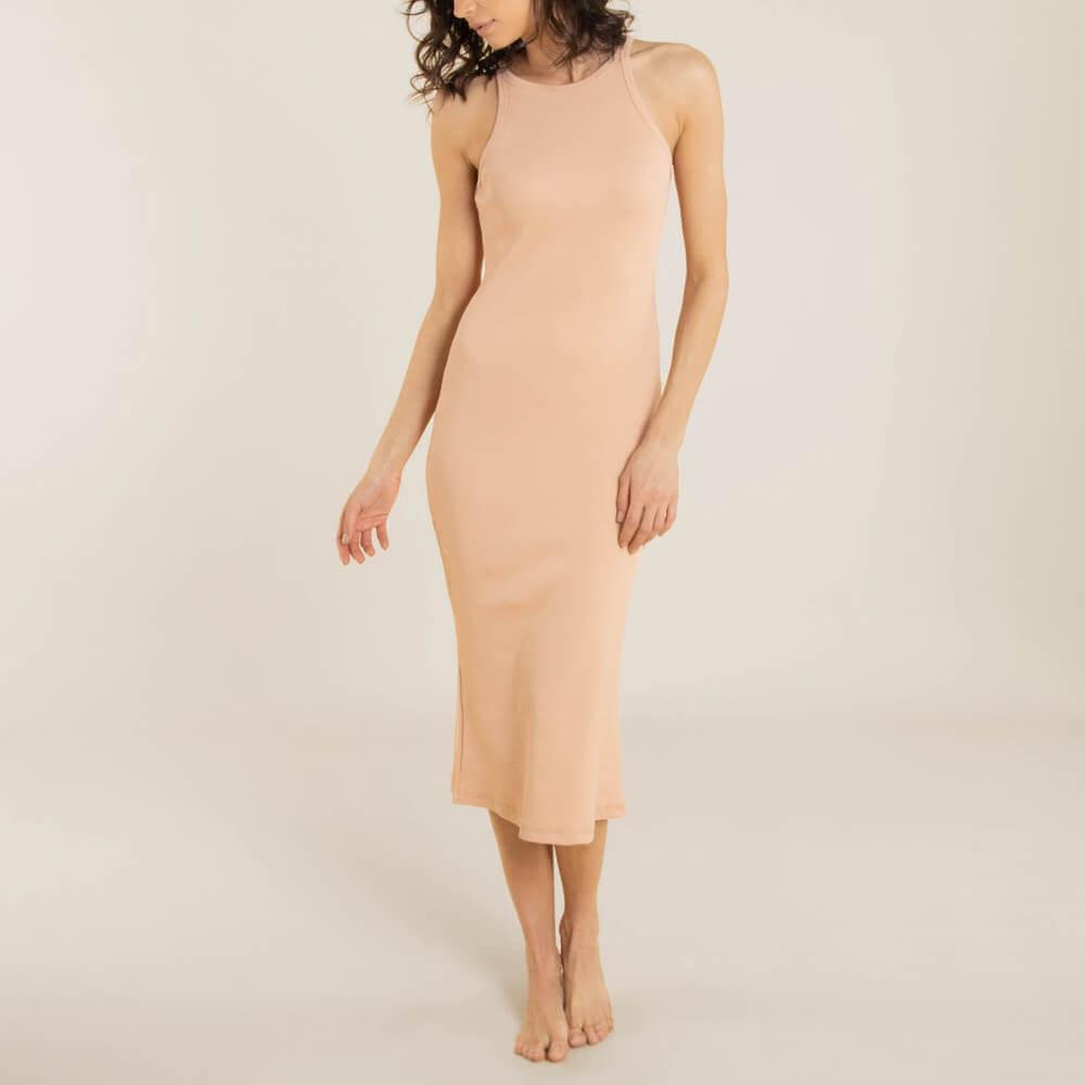 Женское пляжное платье E21K-52E106