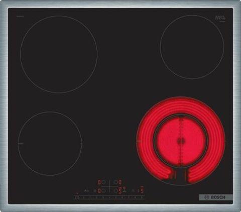 Независимая электрическая варочная панель Bosch PKF645FP3E