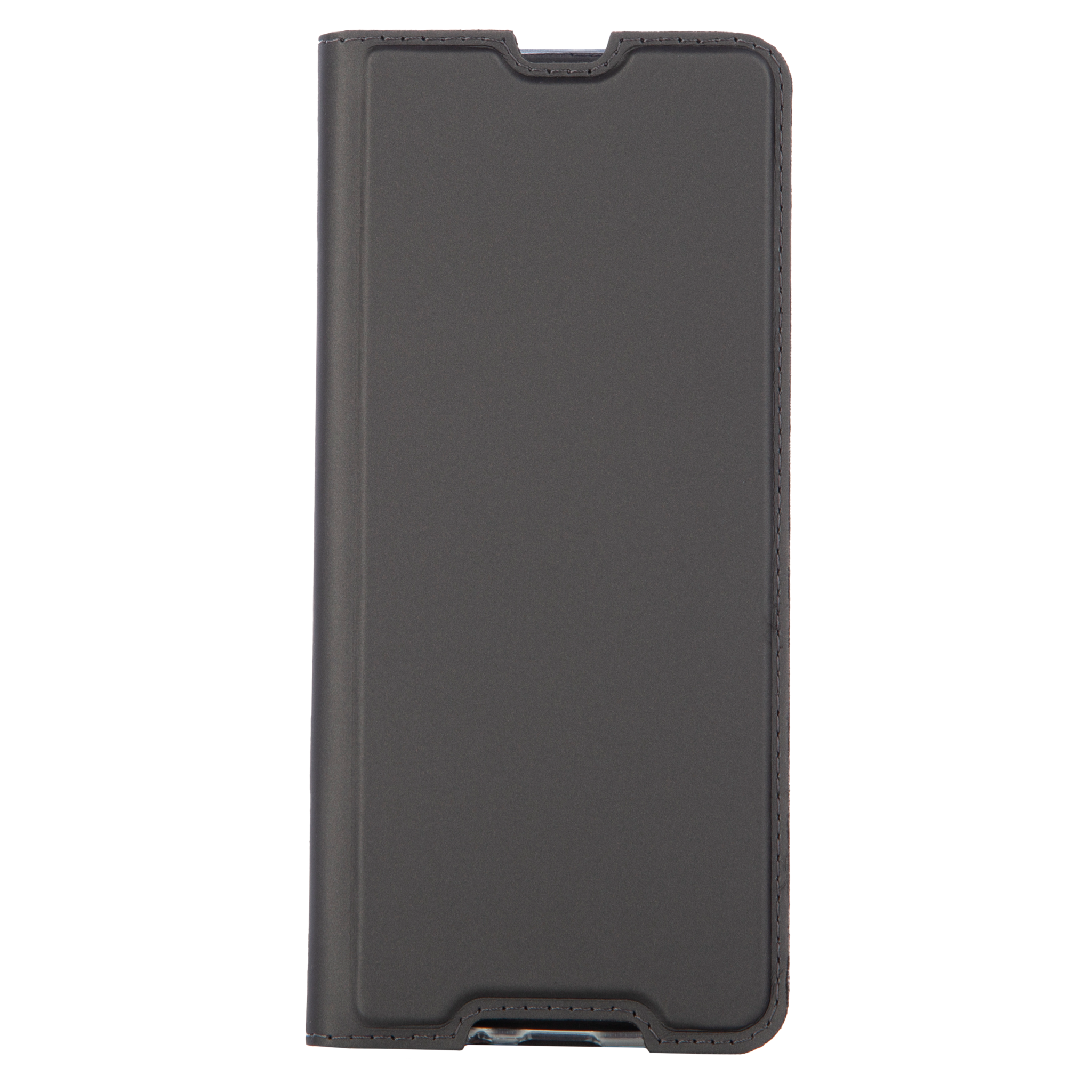 Brosco XPERIA 5 III / Чехол-книжка, цвет черный