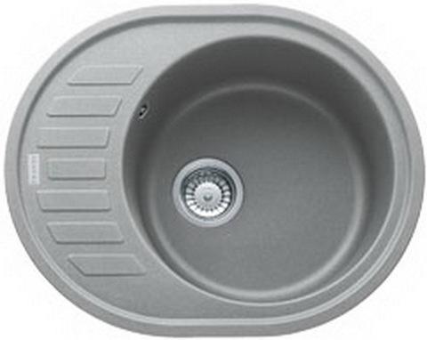 Кухонная мойка Franke Ronda ROG 611C, серый