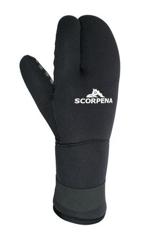 Рукавицы трехпалые Scorpena D - 8 мм