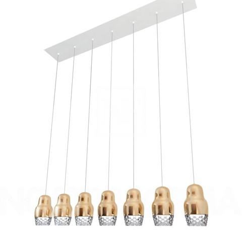 Подвесной светильник Axo Light Fedora 7