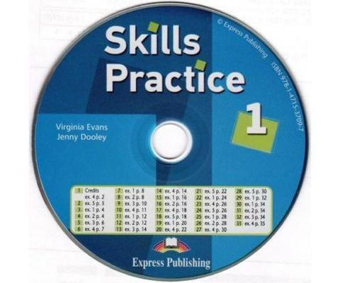 Skills Practice 1. Aудио СD