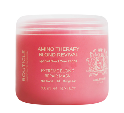 Bouticle Extreme Blond Repair Mask 500 мл