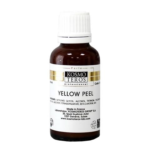 Желтый пилинг химический (Yellow peel) Kosmoteros, 30 мл