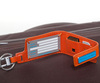 Сумка Piquadro Link, коричневая, 40x27,5x4 см