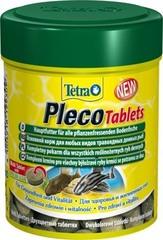 Корм со спирулиной для сомов и донных рыб, TetraPlecoTablets