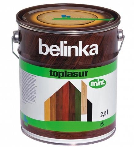 Belinka Toplasur MIX Декоративное лазурное покрытие