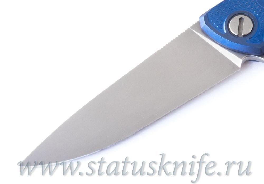 Нож Широгоров Андреевский флаг Кастом S30V - фотография