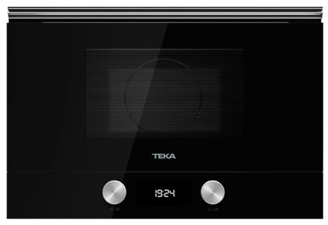 Встраиваемая микроволновая печь TEKA ML 8220 BIS L NIGHT RIVER BLACK
