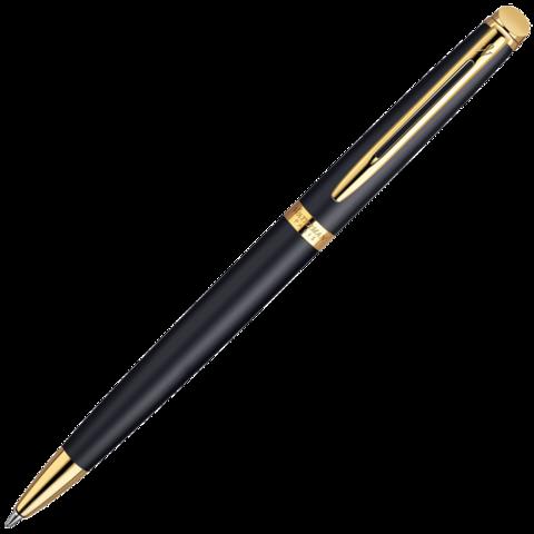 Waterman Hemisphere - Matt Black GT, шариковая ручка, M