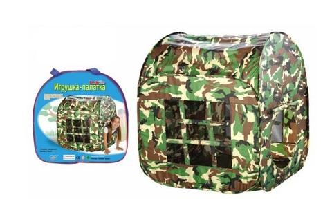 Палатка Дом 8042 военная база в сумке