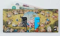 Экологичный бумажник New Bosh