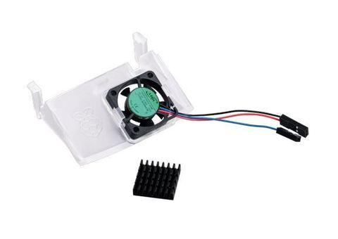 Вентилятор Case Fan (оригинальный, для оригинального корпуса Raspberry Pi 4)
