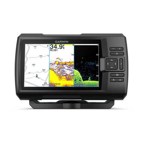 Garmin STRIKER Vivid 7cv with GT20-TM Transducer