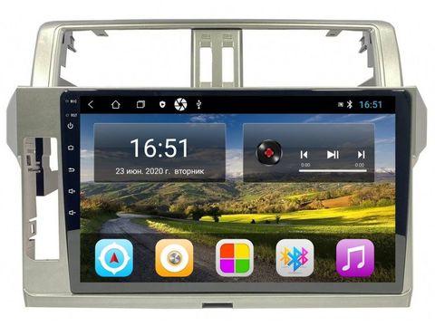 Штатная магнитола Toyota Prado 150 (2014-2017) Android 11 2/16GB IPS модель CB-3041T3L