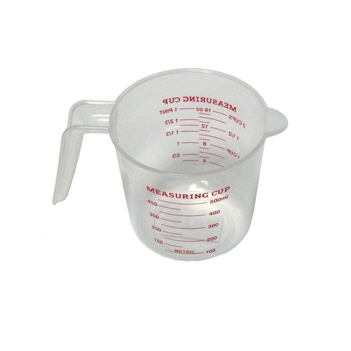 Мерный стакан 0,5 литра, артикул C832, производитель - Atlantis