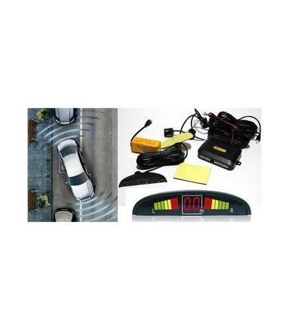 Парктроник XPX F255 черный парковочный радар  датчик парковки
