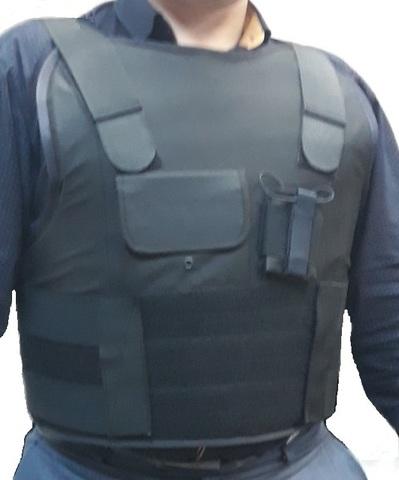 Бронежилет Комфорт 2-2 УНИ с карманами, Бр2 класс защиты