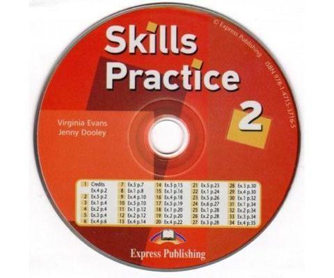 Skills Practice 2. Аудио CD