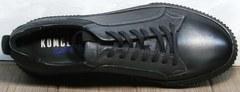 Мужская полуспортивная обувь Komcero 9K9154-734 Black-Grey