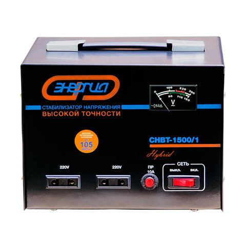 Стабилизатор напряжения Энергия Hybrid СНВТ 1500