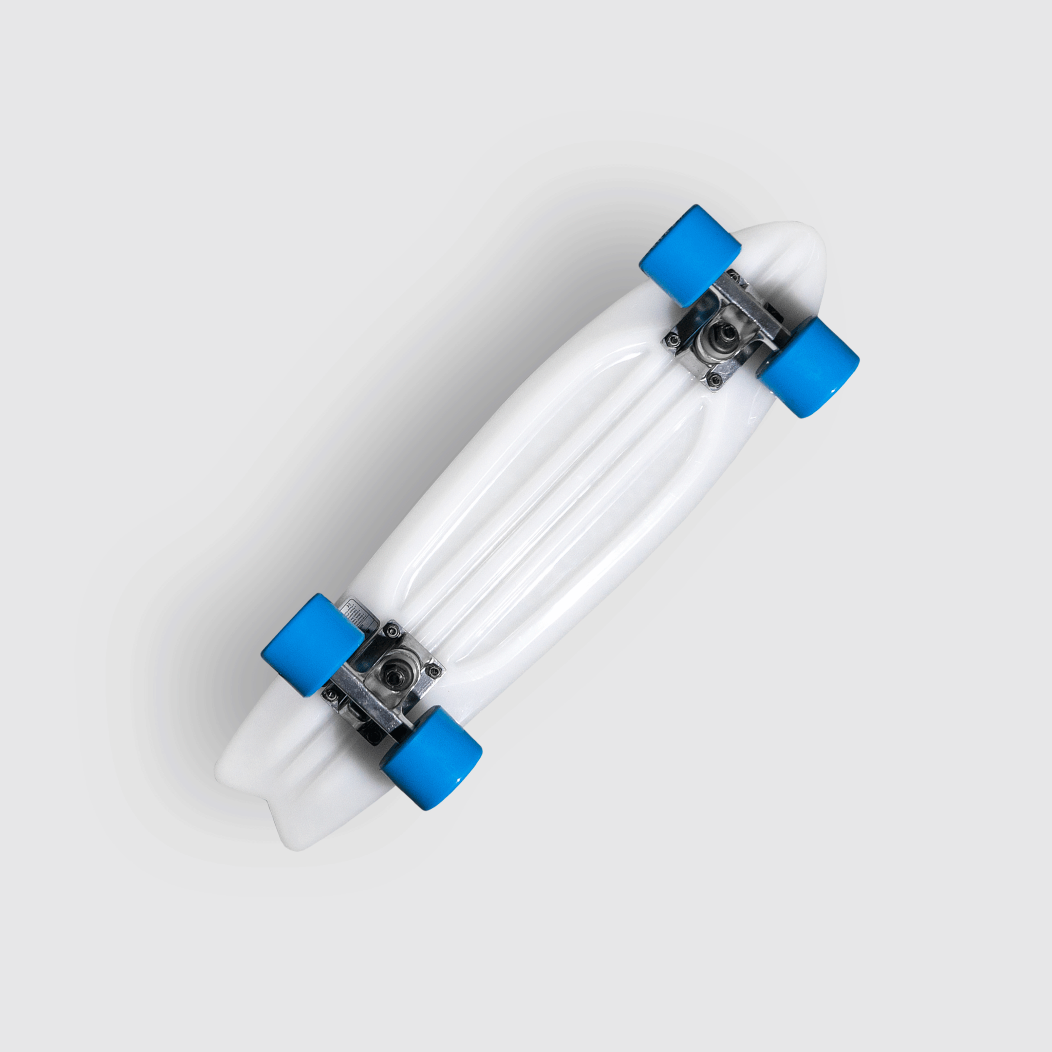 Круизер Virage Skateboards White Fish 22
