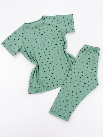 Костюм ACTIVE GIRL, цвет зеленый
