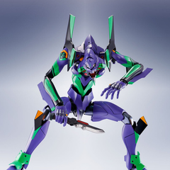 Фигурка Dynaction Multipurpose Humanoid Decisive Weapon Evangelion Test Type-01