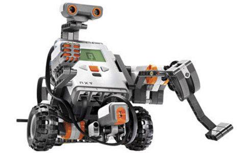 LEGO Education Mindstorms: Перворобот NXT базовый набор 9797 — Base — Лего Образование