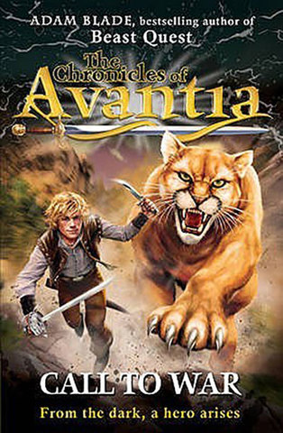 9781408307496 - The Chronicles of Avantia: Call to War