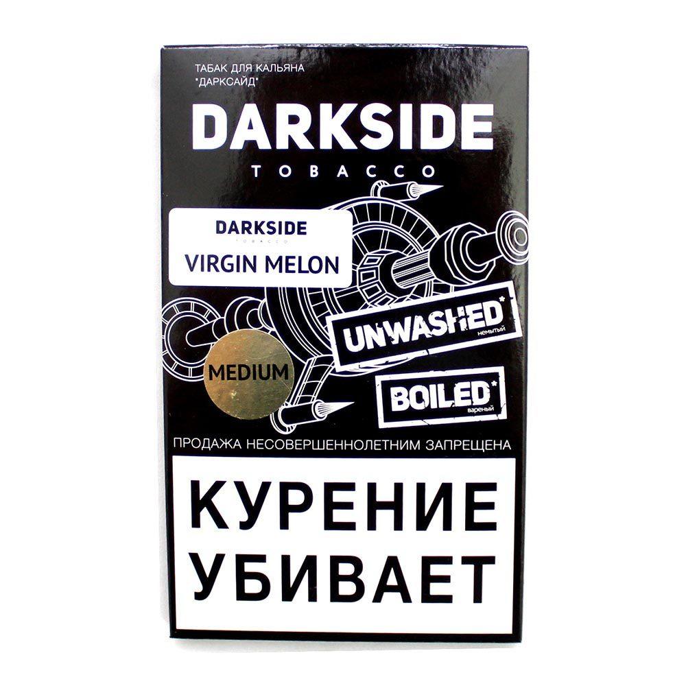 Табак для кальяна Dark Side Medium 100 гр. Virgin Melon