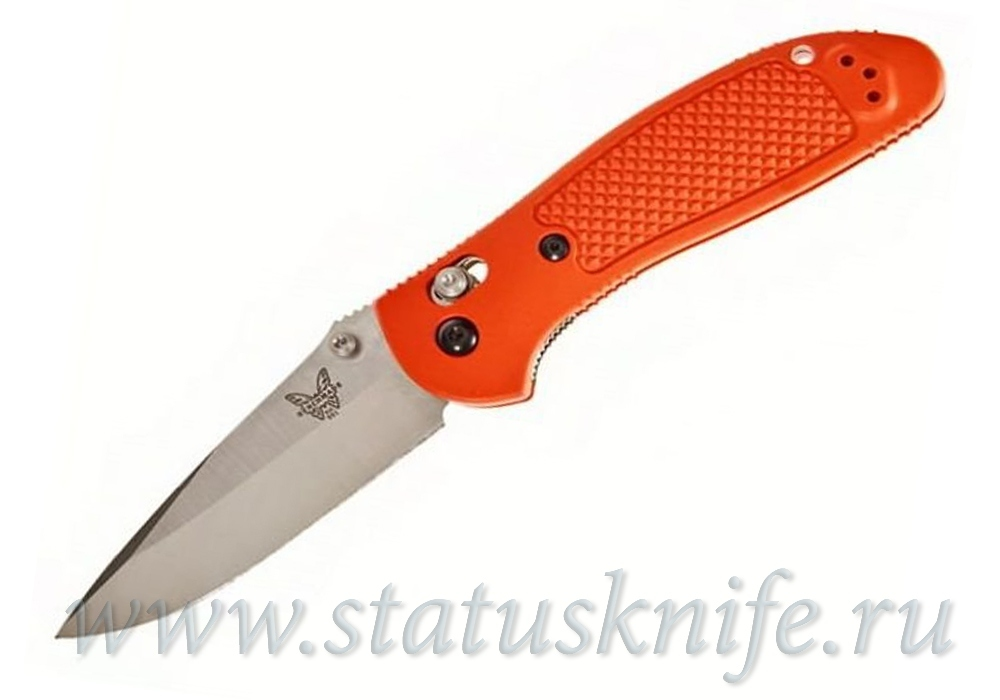Нож Benchmade Griptilian 551H2O Orange - фотография