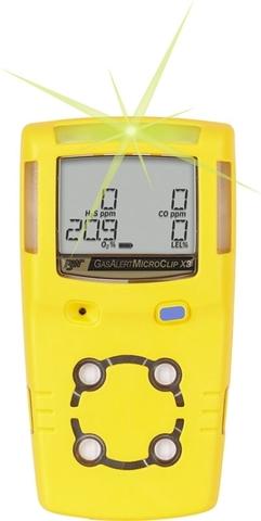 Газоанализатор GasAlertMicroClip X3